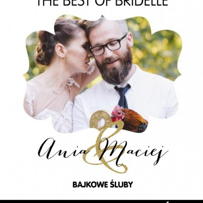 Bajkowe Śluby Laureatami The Best of Bridelle 2014!