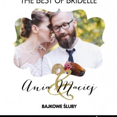 Bajkowe Śluby Laureatami The Best of Bridelle 2014!