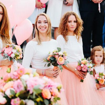 Tatiana&Igor - plenerowy ślub